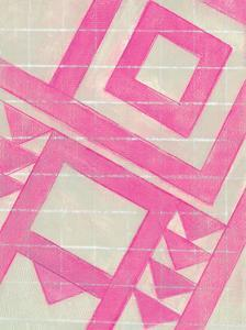 Hot Pink Geo by Smith Haynes