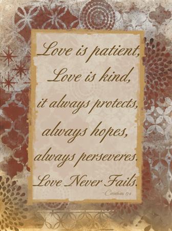 Loving Corinthians
