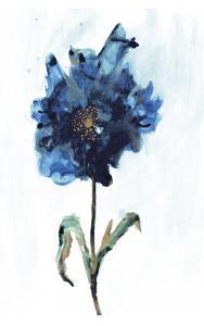 Modern Poppy 1 by Smith Haynes