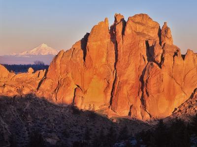 Smith Rock, Oregon-Steve Terrill-Photographic Print