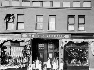 Smith Yendall Store Detroit, Mich.--Photo