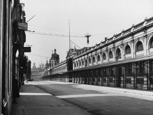 Smithfield Market 1939