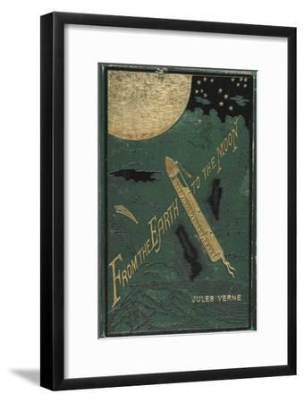Smithsonian Libraries: Jules Verne Cover