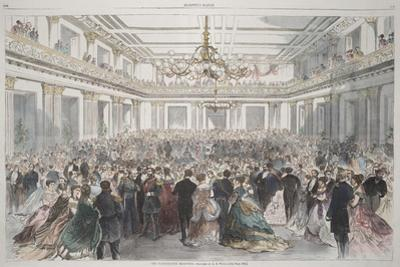 Smithsonian Libraries: The Inauguration Reception