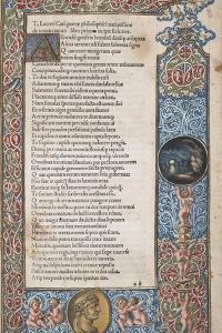 Smithsonian Libraries: Titus Lucretius Carus