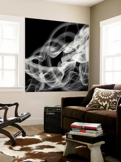 Smoke Abstract-THE Studio-Wall Mural