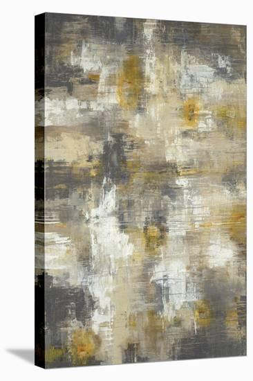 Smoke and Mirrors-Liz Jardine-Stretched Canvas Print