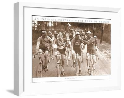 Smokers-Presse 'E Sports-Framed Art Print