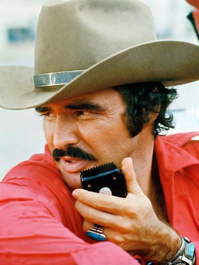 Smokey And The Bandit, Burt Reynolds, 1977--Photo