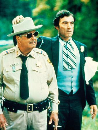 Smokey And The Bandit, Jackie Gleason, Mike Henry, 1977--Photo