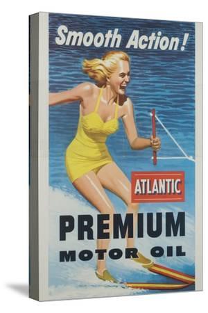Smooth Action! Atlantic Premium Motor Oil