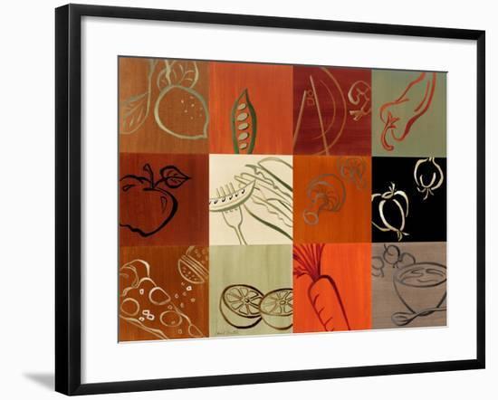 Smorgasbord-Lanie Loreth-Framed Art Print