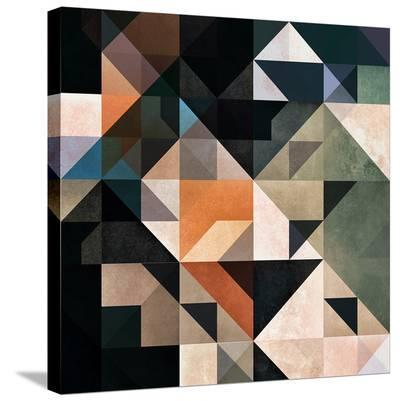 Smwwth Fyll-Spires-Stretched Canvas Print