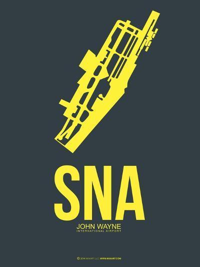 SNA John Wayne Poster 3-NaxArt-Art Print