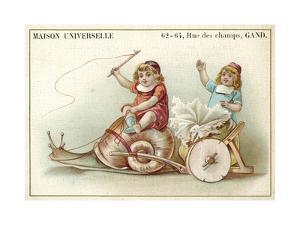 Snail Cart