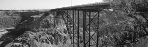 Snake River Bridge, Twin Falls, Idaho, USA