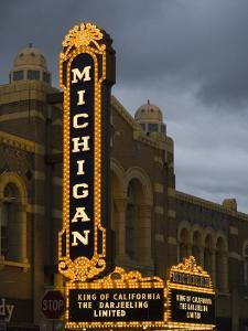 Ann Arbor, Michigan, United States of America, North America by Snell Michael