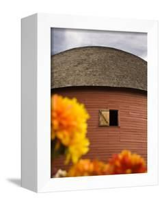 Route 66 Round Barn, Arcadia, Oklahoma, United States of America, North America by Snell Michael