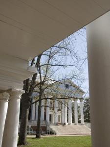 University of Virginia, Charlottesville, Virginia, United States of America, North America by Snell Michael