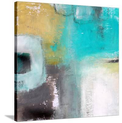 Snow Effect--Stretched Canvas Print