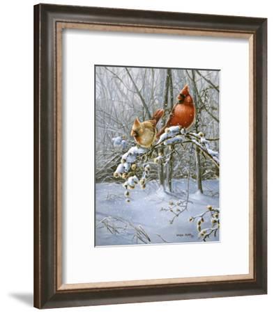 Snow Fire-Wanda Mumm-Framed Giclee Print