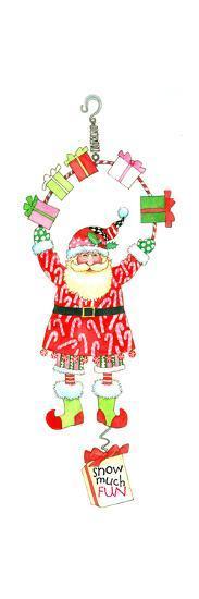 Snow Much Fun Bouncie-Wendy Edelson-Giclee Print