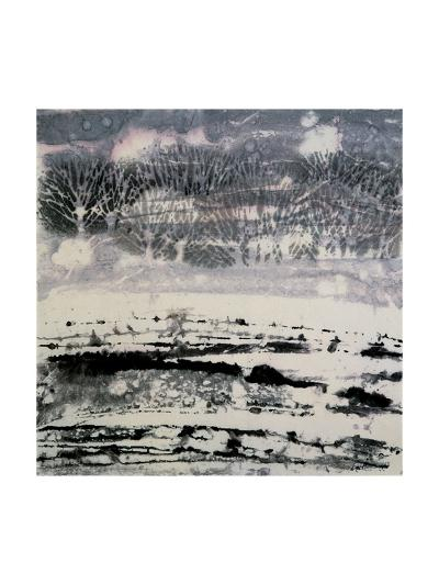 Snow-Yunlan He-Giclee Print