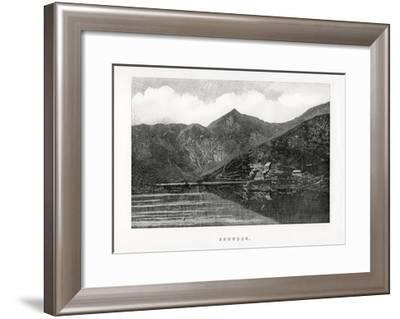 Snowdon, Wales, 1896--Framed Giclee Print