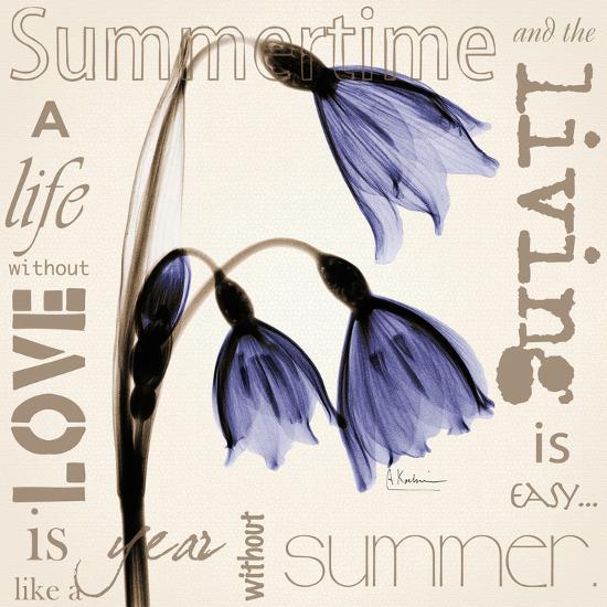 Snowdrop Summer-Albert Koetsier-Photographic Print