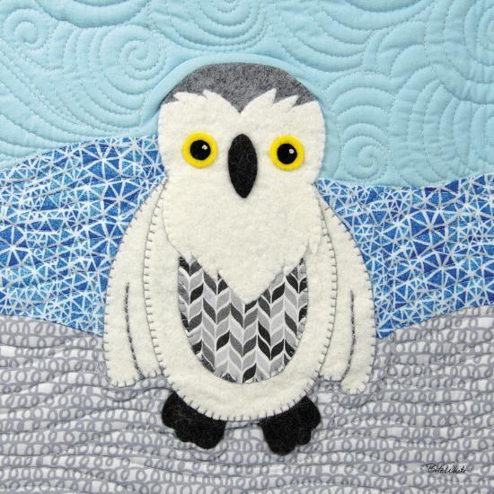 Snowy Owl-Betz White-Art Print