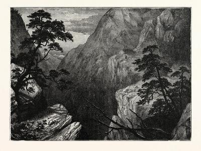 Snowy Range of the Sierra Madre, Rocky Mountains, United States of America--Giclee Print