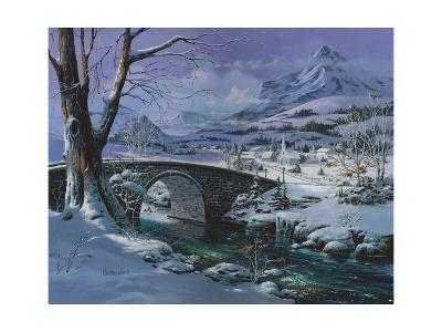 Snowy River-Michael R. Humphries-Giclee Print