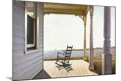 Snug Harbor-Daniel Pollera-Mounted Art Print