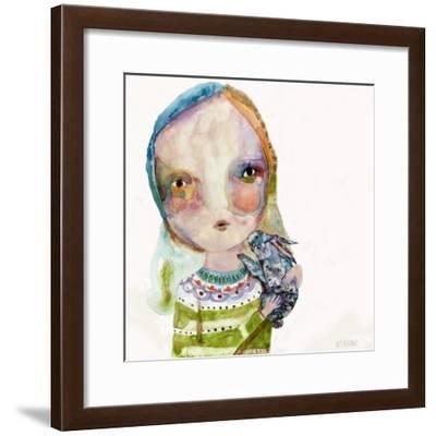 Snuggle Spot-Wyanne-Framed Giclee Print