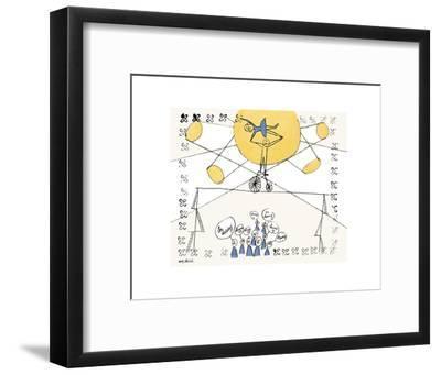 So Daring-Andy Warhol-Framed Art Print