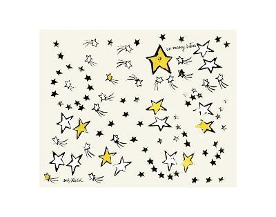 So Many Stars, c. 1958-Andy Warhol-Art Print