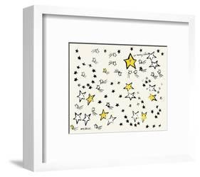 So Many Stars, c. 1958-Andy Warhol-Framed Art Print