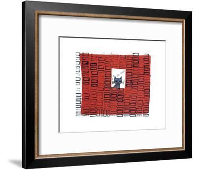 So Meow, c. 1958-Andy Warhol-Framed Art Print