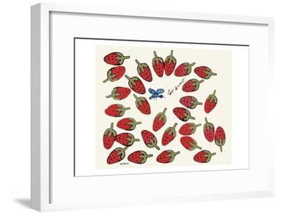 So Sweet, c. 1958-Andy Warhol-Framed Art Print