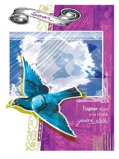 Soar Higher--Giclee Print