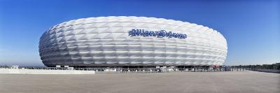 Soccer Stadium, Allianz Arena, Munich, Bavaria, Germany--Photographic Print
