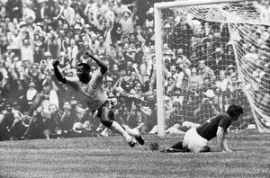 Soccer: World Cup, 1970