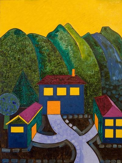 Social Relations, 2006-Jan Groneberg-Giclee Print