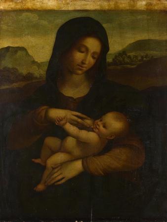 The Madonna and Child, C. 1520