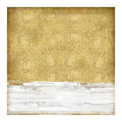 White on Gold I