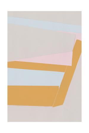 Soft Blocks I-Alicia Ludwig-Framed Art Print