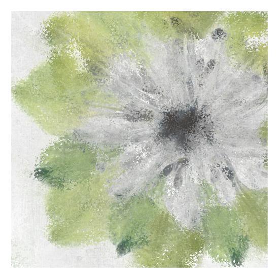 Soft Blooming Yellow-Kimberly Allen-Art Print