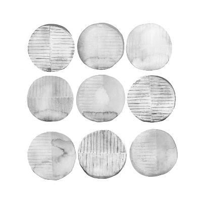 Soft Circles II-Grace Popp-Art Print