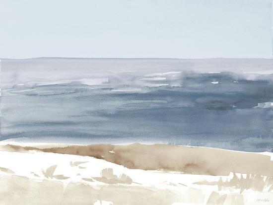 Soft Coastlines II-Lanie Loreth-Art Print