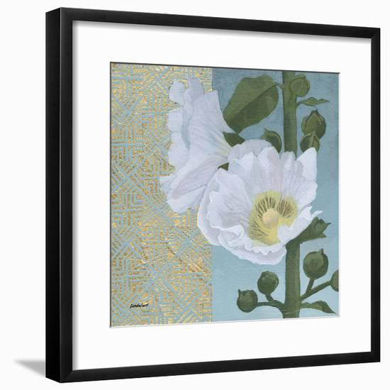 Soft Evening III-Kathrine Lovell-Framed Art Print